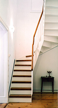 raumtreppe jenny wieland architekten. Black Bedroom Furniture Sets. Home Design Ideas